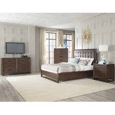 Mercer Upholstered Customizable Bedroom Set