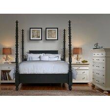 Soraya Four Poster Customizable Bedroom Set