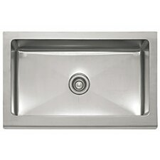 "Manor House 36"" x 20.88"" Apron Front Kitchen Sink"