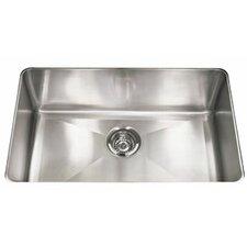 """Professional 31.88"""" x 18.13"""" Under Mount Kitchen Sink"""