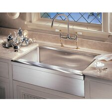 "Manor House 30"" x 20.88"" Apron Front Kitchen Sink"