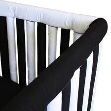 Crib Teething Rail Guard Cover