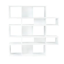 "London Composition 63"" Cube Unit Bookcase"