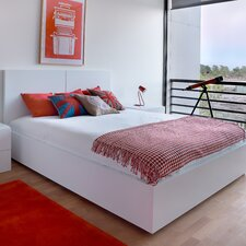 Aurora Panel Bed with Mattress Support
