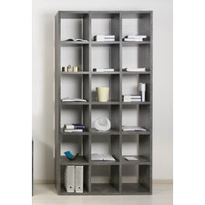"Pombal 88"" Cube Unit Bookcase"