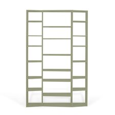 """Valsa Composition 2012-002 88"""" Cube Unit Bookcase"""