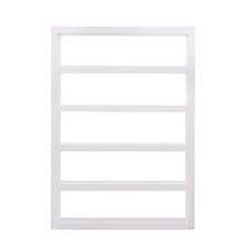 Denso 84'' Accent Shelves Bookcase
