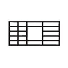 Denso Composition 2010-004 84'' Cube Unit