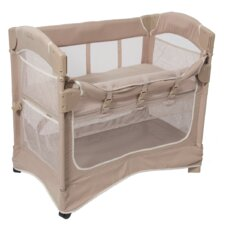 Curve Mini Toffee/Papyrus Trim Bassinet
