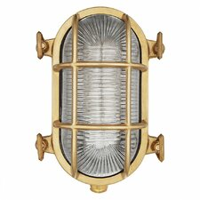Looe 1 Light Outdoor Bulkhead Light