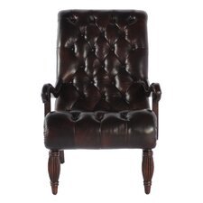 Warwick Tufted Lounge Arm Chair