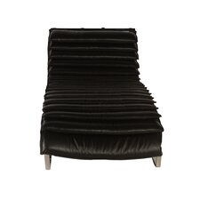 Leather Chaise Lounge Chairs Wayfair