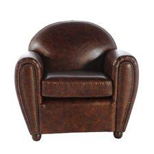 Lincoln Ciga Leather Armchair