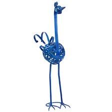 Baby Metallic Filigree Bird