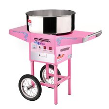 Commercial Cotton Candy Machine Floss Maker with Cart