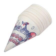 Snow Cone Cups Sno-Kone