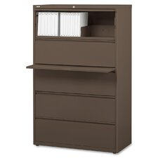 Fortress 4-Drawer Lateral File