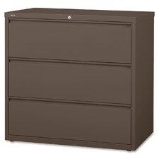 Fortress 3-Drawer Lateral File