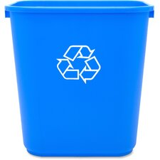 7.125-Gal  Recycling Waste Basket