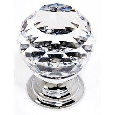 Swarovs Crystal Round Knob
