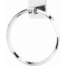 Swarovski Crystal Wall Mounted Towel Ring