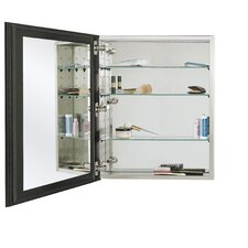 """Reflections Oversize Series 24"""" x 30"""" Recessed Medicine Cabinet"""