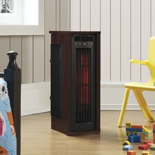 Twin Star Home 1,500 Watt Portable Electric Infrared Tower Heater