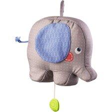 Elephant Egon Musical Box Mobile