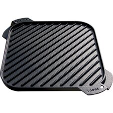 "10.5"" Reversible Grill Pan and Griddle"