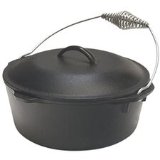 Cast Iron Round Dutch Oven