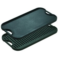 "20"" x 10"" Reversible Griddle"