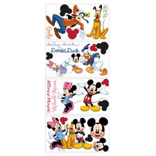 Mickey and Friends Wall Decal