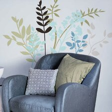 Room Mates Deco 23 Piece Branches Wall Decal