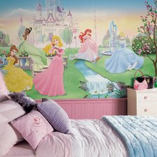 Dancing Princess Wall Mural