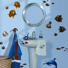 Studio Designs Under The Sea Wall Decal