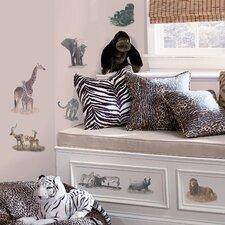 Studio Designs 19 Piece Safari Wall Decal Set