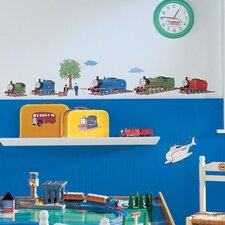 Favorite Characters 27 Piece Thomas and Friends Wall Decal