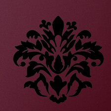 Room Mates Deco Damask Wall Decal
