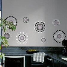 Room Mates Deco 20 Piece Fusion Wall Decal