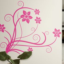 Room Mates Deco 23 Piece Swirl Wall Decal