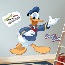 Mickey and Friends Donald Duck Wall Decal