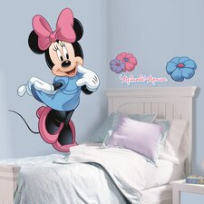 Mickey and Friends Minnie Mouse Wall Decal
