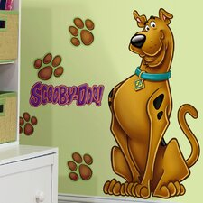 Room Mates Deco Scooby Doo Giant Wall Decal