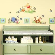 Deco Winnie The Pooh Toddler Wall Decal