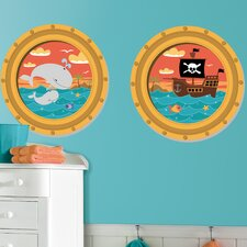 Studio Designs High Seas Wall Decal