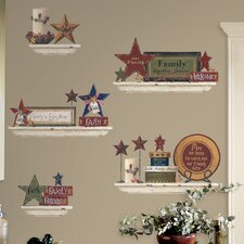 Deco Family and Friends Wall Decal