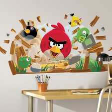 Angry Birds Giant Wall Decal