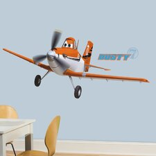 Popular Characters 13 Piece Planes - Dusty Crophopper Wall Decal