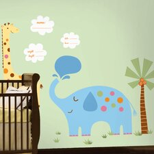 Studio Designs It's a Baby Giant Wall Decal