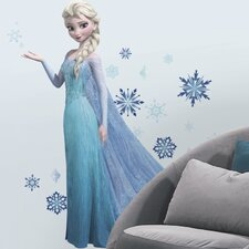Popular Characters Frozen Elsa Giant Wall Decal